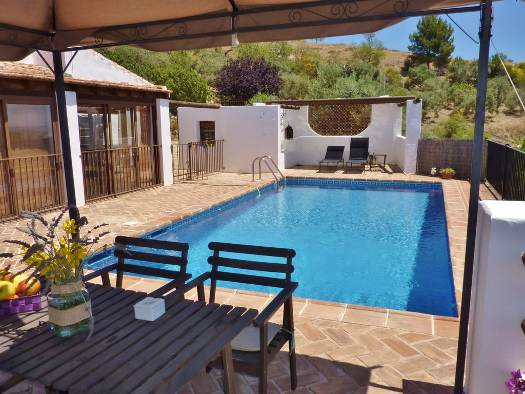 Ferienhaus Luxuriöse Villa in Antequera mit privatem Pool (503768), Villanueva de la Concepcion, Malaga, Andalusien, Spanien, Bild 2