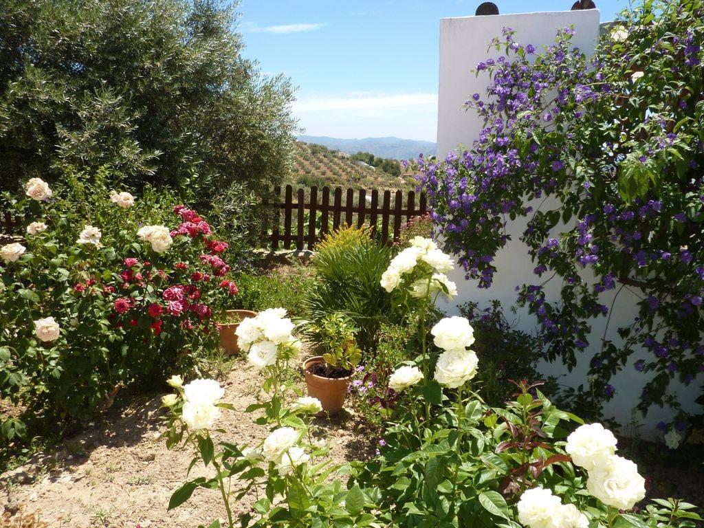 Ferienhaus Luxuriöse Villa in Antequera mit privatem Pool (503768), Villanueva de la Concepcion, Malaga, Andalusien, Spanien, Bild 17