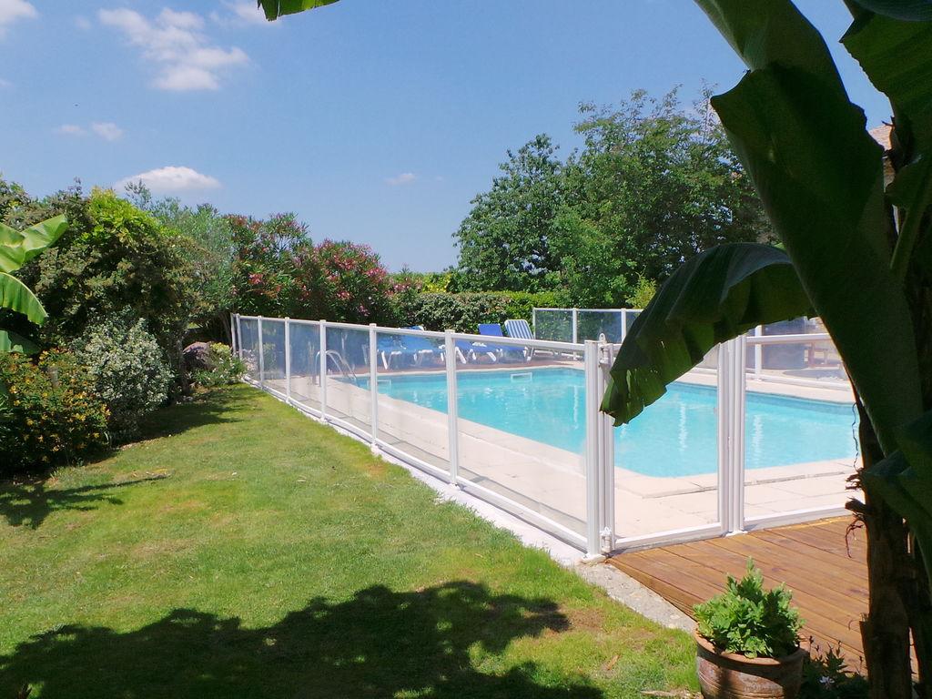 Maison de vacances Steinhaus inmitten eines Weinbergs, mit Swimmingpool, in der Nähe von Bordeaux (551317), Cadillac, Gironde, Aquitaine, France, image 6