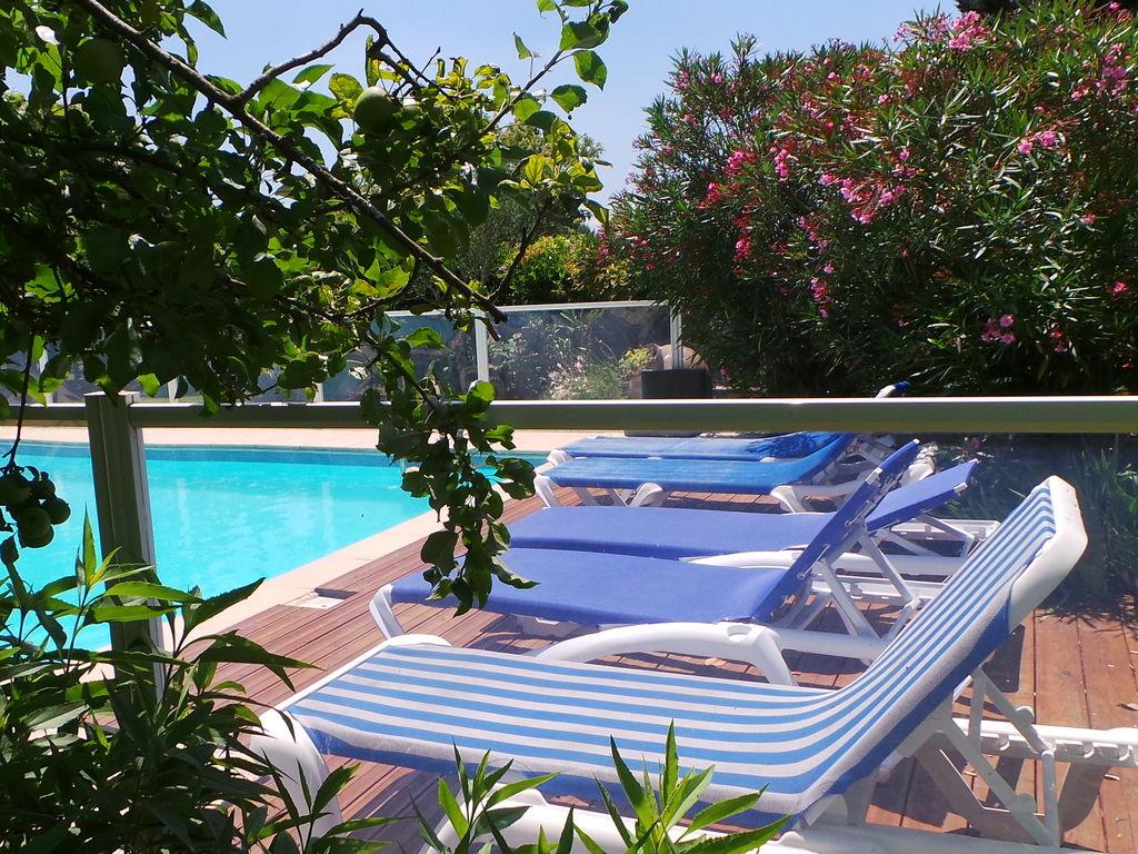 Maison de vacances Steinhaus inmitten eines Weinbergs, mit Swimmingpool, in der Nähe von Bordeaux (551317), Cadillac, Gironde, Aquitaine, France, image 5