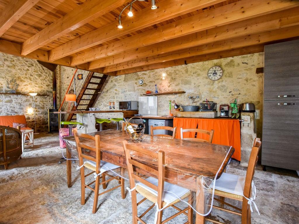 Maison de vacances Steinhaus inmitten eines Weinbergs, mit Swimmingpool, in der Nähe von Bordeaux (551317), Cadillac, Gironde, Aquitaine, France, image 10