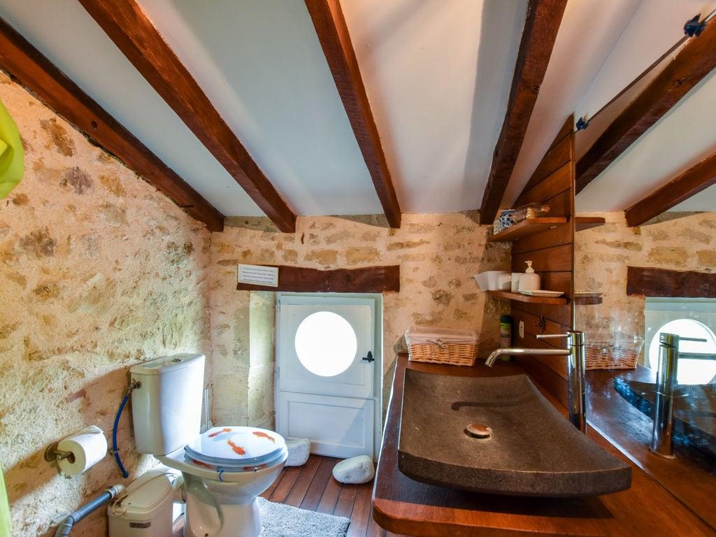 Maison de vacances Steinhaus inmitten eines Weinbergs, mit Swimmingpool, in der Nähe von Bordeaux (551317), Cadillac, Gironde, Aquitaine, France, image 16