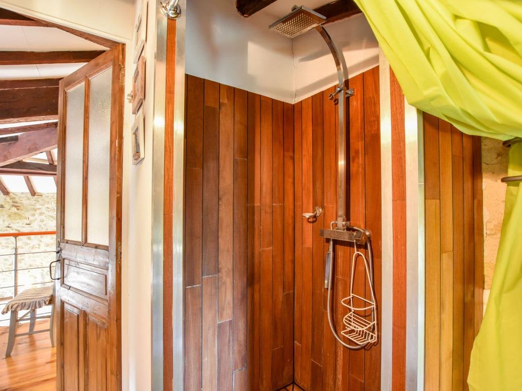 Maison de vacances Steinhaus inmitten eines Weinbergs, mit Swimmingpool, in der Nähe von Bordeaux (551317), Cadillac, Gironde, Aquitaine, France, image 17