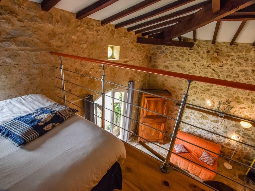 Maison de vacances Steinhaus inmitten eines Weinbergs, mit Swimmingpool, in der Nähe von Bordeaux (551317), Cadillac, Gironde, Aquitaine, France, image 15