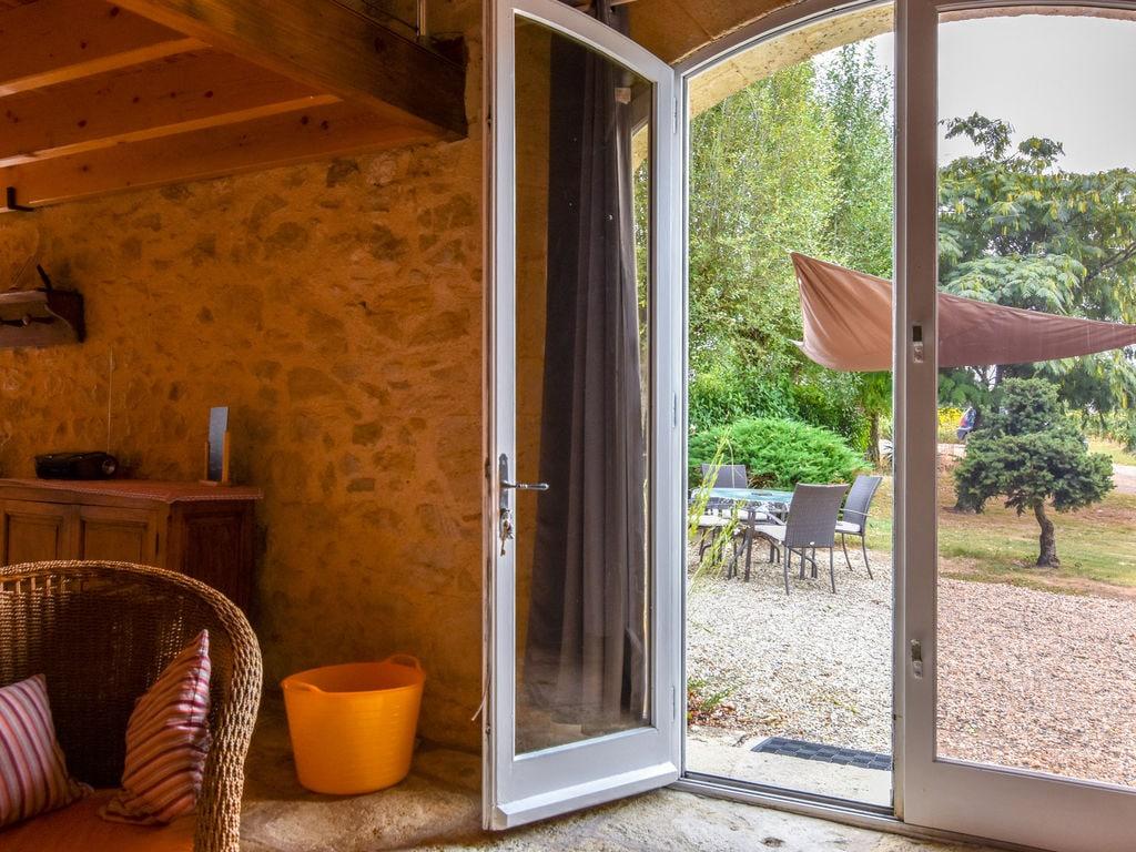 Maison de vacances Steinhaus inmitten eines Weinbergs, mit Swimmingpool, in der Nähe von Bordeaux (551317), Cadillac, Gironde, Aquitaine, France, image 18