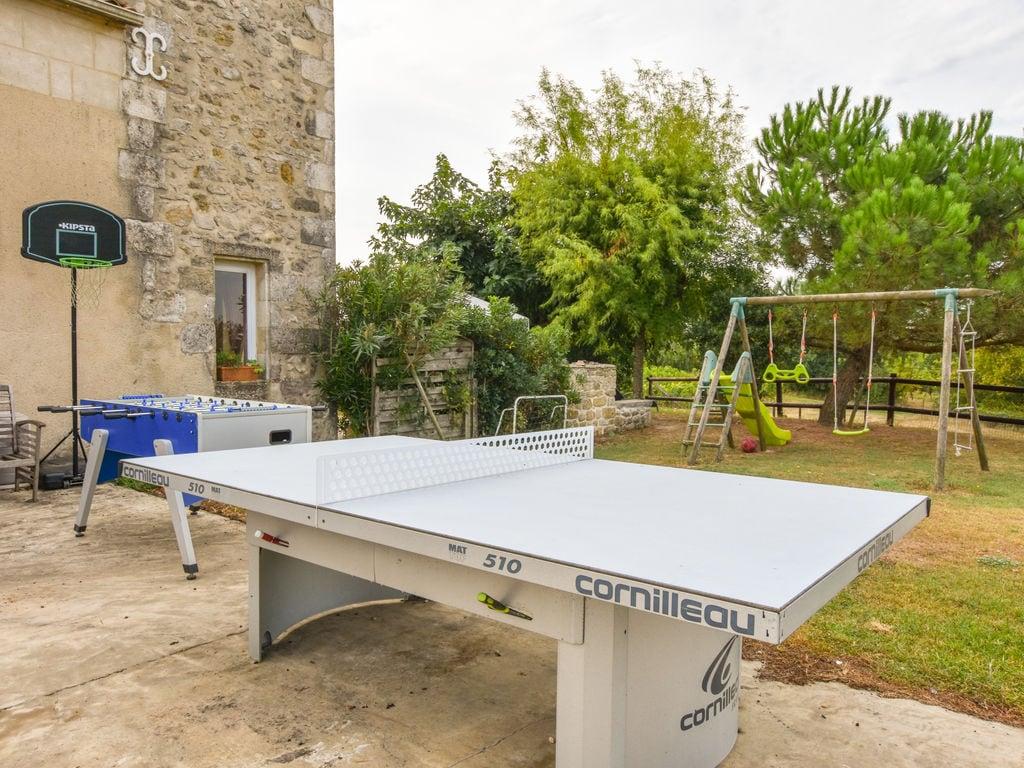 Maison de vacances Steinhaus inmitten eines Weinbergs, mit Swimmingpool, in der Nähe von Bordeaux (551317), Cadillac, Gironde, Aquitaine, France, image 21