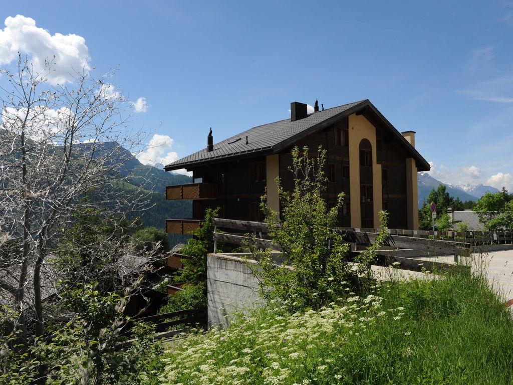 Appartement de vacances Schöne Ferienwohnung im Bellwald mit Balkon (615843), Bellwald, Aletsch - Conches, Valais, Suisse, image 3