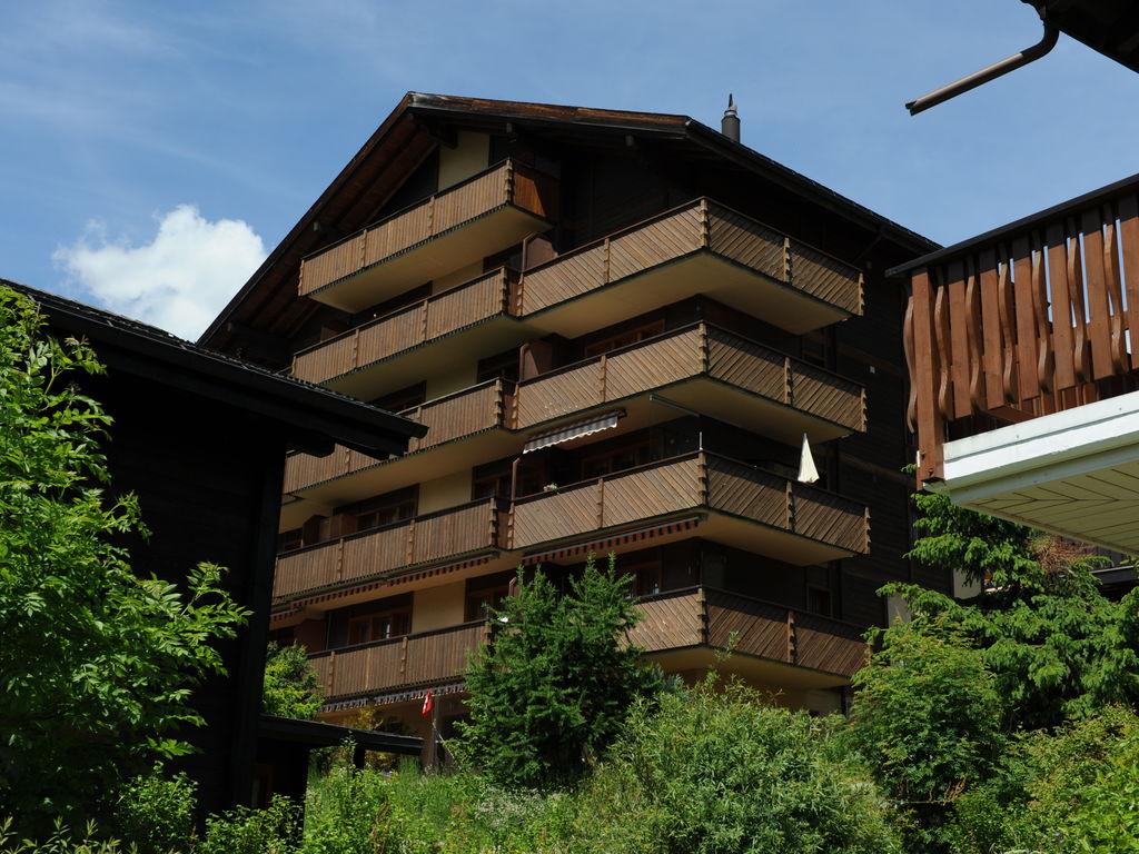 Appartement de vacances Schöne Ferienwohnung im Bellwald mit Balkon (615843), Bellwald, Aletsch - Conches, Valais, Suisse, image 2