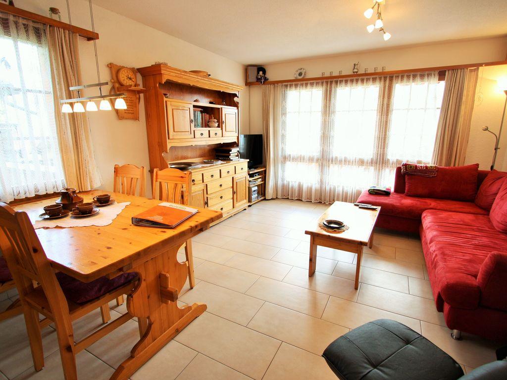 Appartement de vacances Schöne Ferienwohnung im Bellwald mit Balkon (615843), Bellwald, Aletsch - Conches, Valais, Suisse, image 4