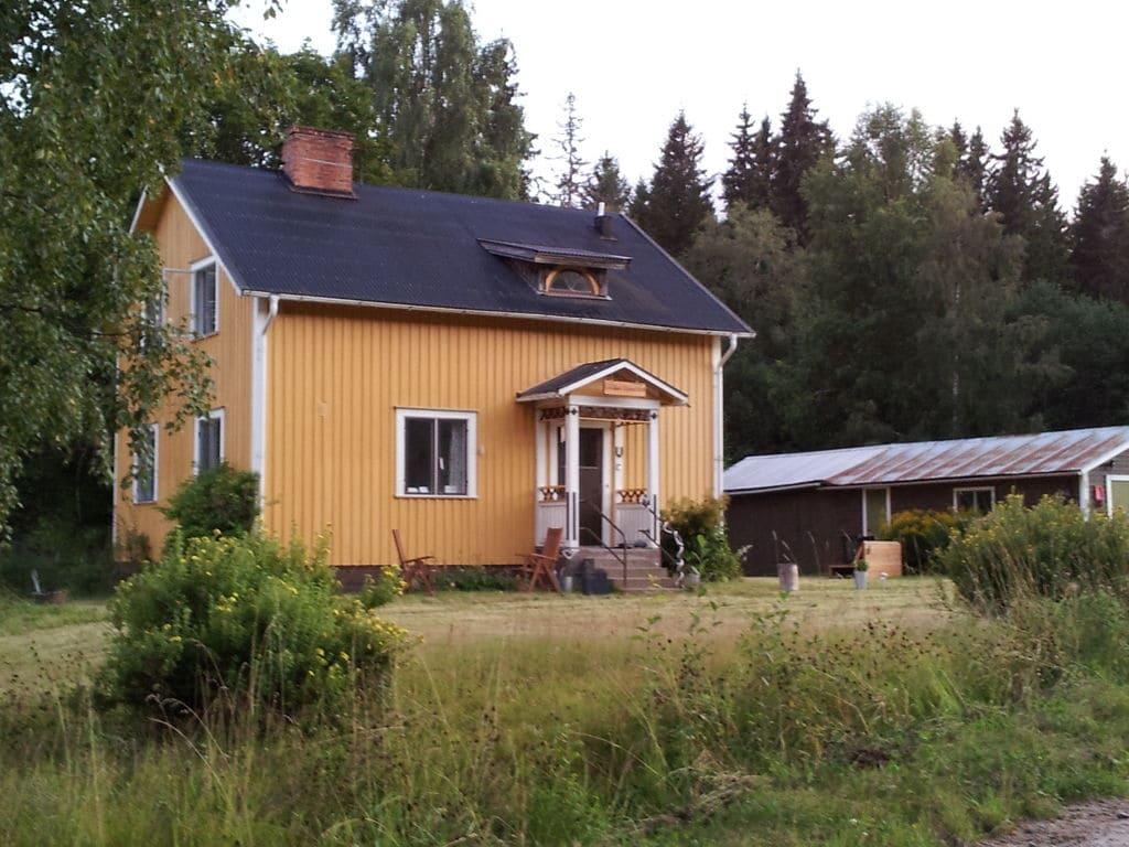 Ferienhaus Freistehendes Ferienhaus in Waldnähe in Munkfors (561034), Munkfors, Värmlands län, Mittelschweden, Schweden, Bild 1