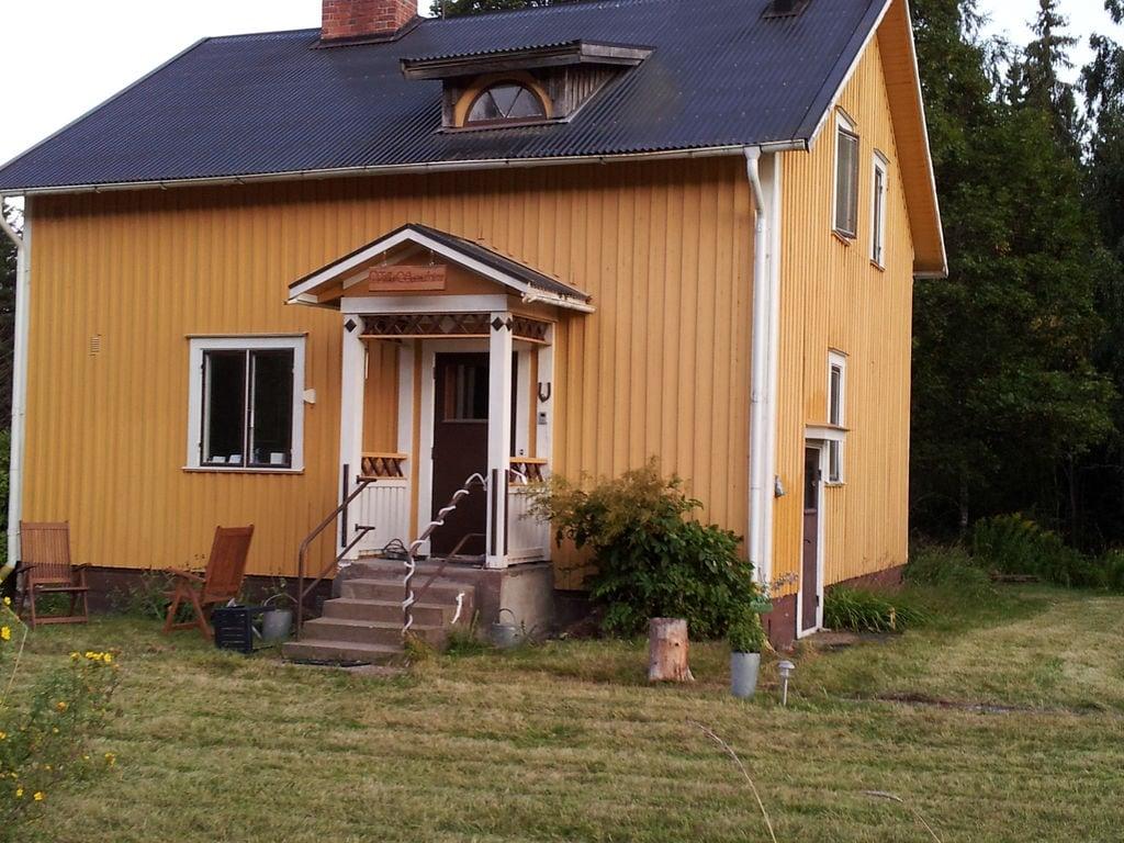 Ferienhaus Freistehendes Ferienhaus in Waldnähe in Munkfors (561034), Munkfors, Värmlands län, Mittelschweden, Schweden, Bild 2