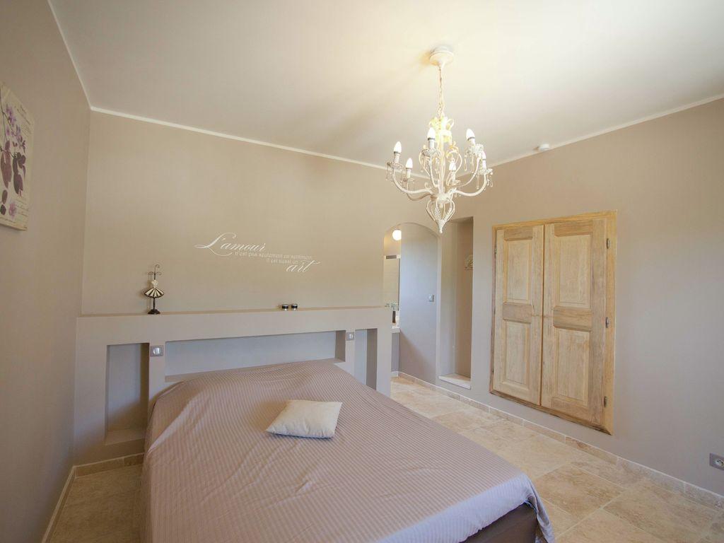 Ferienhaus Zeitgenössische Villa in Apt mit eigenem Pool (1758808), Apt, Vaucluse, Provence - Alpen - Côte d'Azur, Frankreich, Bild 15