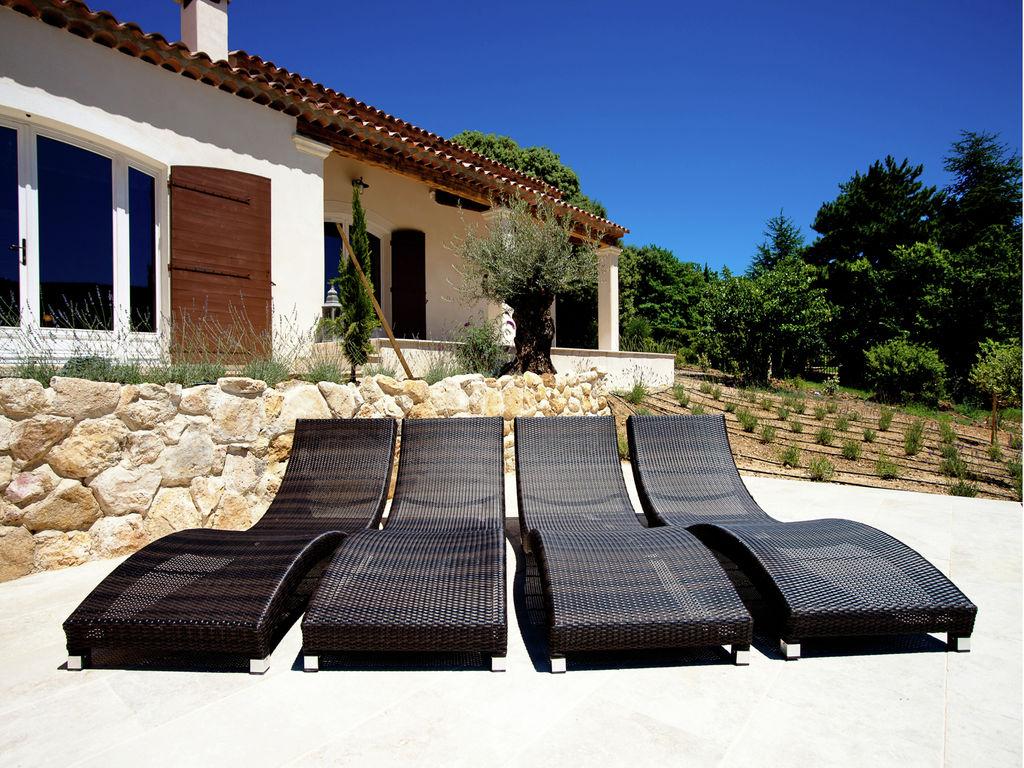 Ferienhaus Zeitgenössische Villa in Apt mit eigenem Pool (1758808), Apt, Vaucluse, Provence - Alpen - Côte d'Azur, Frankreich, Bild 30