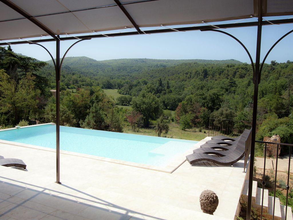 Ferienhaus Zeitgenössische Villa in Apt mit eigenem Pool (1758808), Apt, Vaucluse, Provence - Alpen - Côte d'Azur, Frankreich, Bild 6