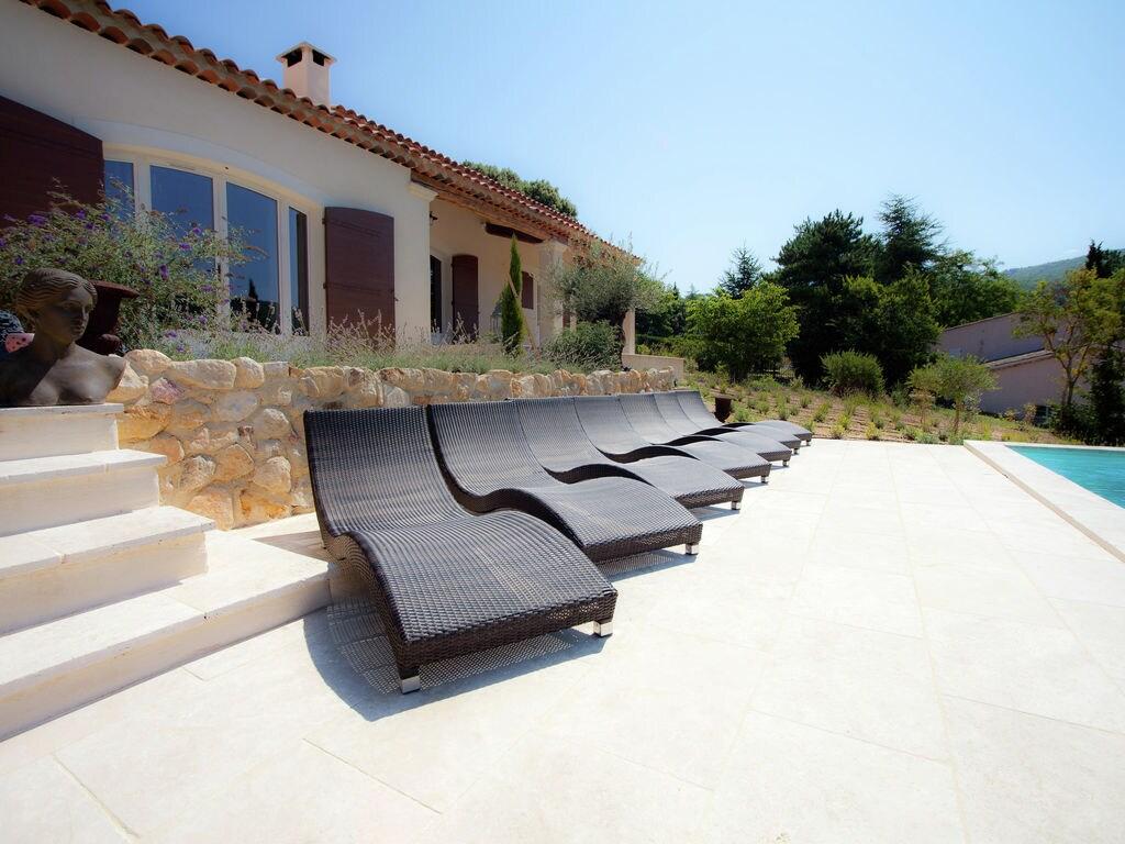 Ferienhaus Zeitgenössische Villa in Apt mit eigenem Pool (1758808), Apt, Vaucluse, Provence - Alpen - Côte d'Azur, Frankreich, Bild 32