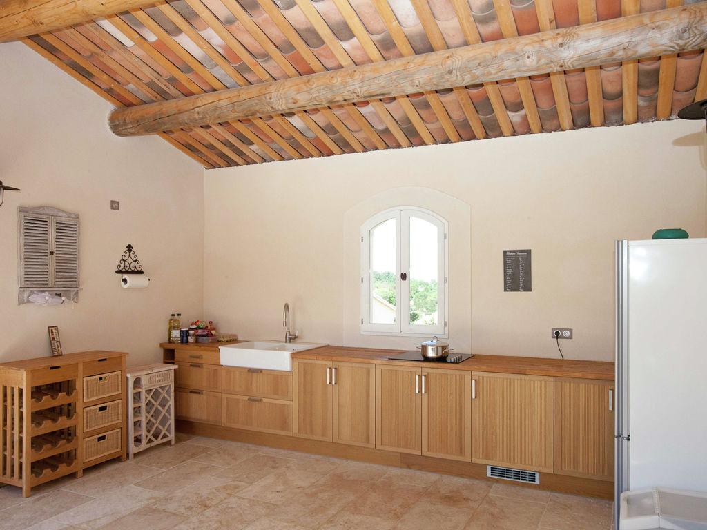 Ferienhaus Zeitgenössische Villa in Apt mit eigenem Pool (1758808), Apt, Vaucluse, Provence - Alpen - Côte d'Azur, Frankreich, Bild 14