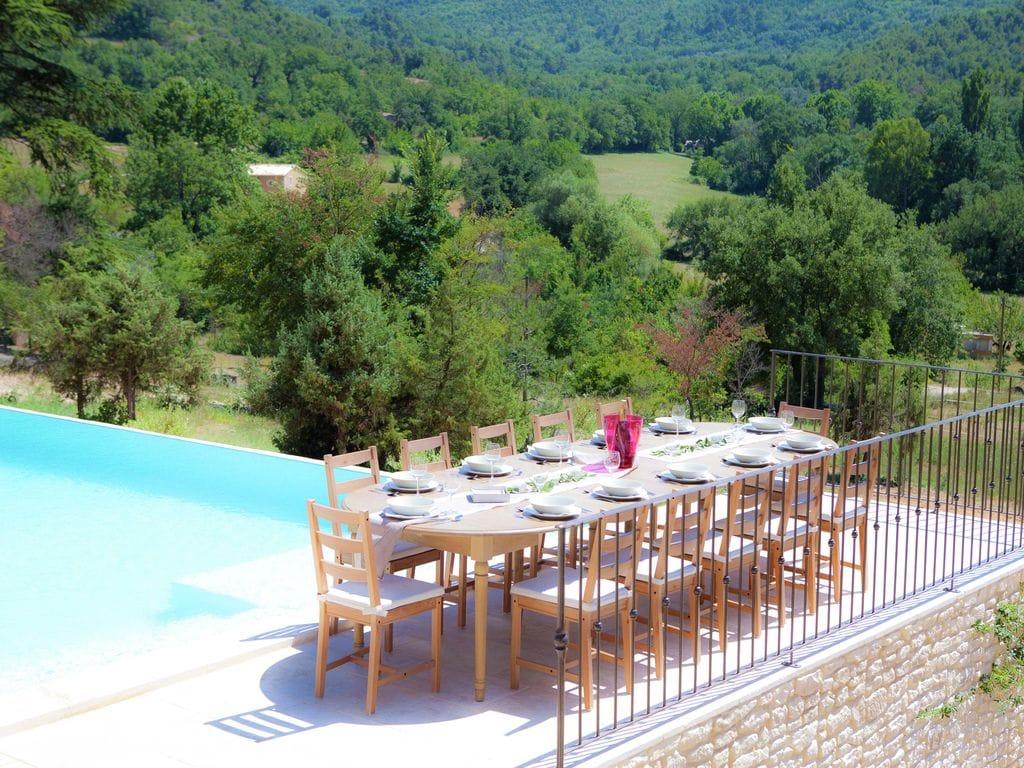 Ferienhaus Zeitgenössische Villa in Apt mit eigenem Pool (1758808), Apt, Vaucluse, Provence - Alpen - Côte d'Azur, Frankreich, Bild 33