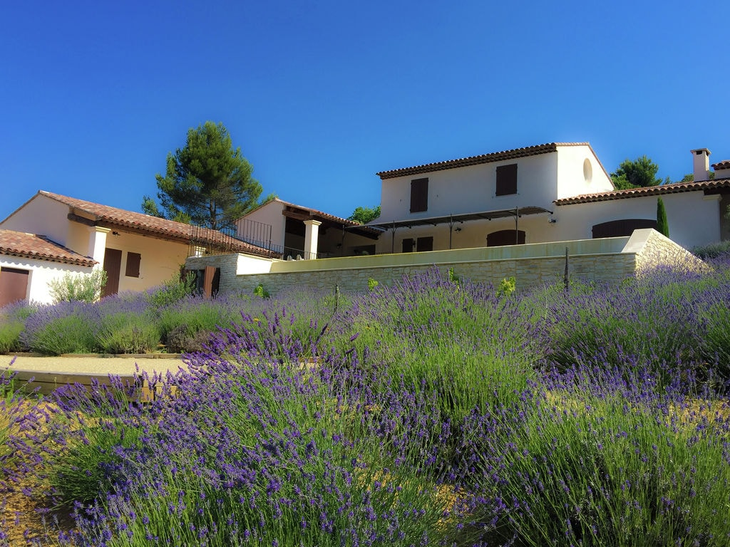 Ferienhaus Zeitgenössische Villa in Apt mit eigenem Pool (1758808), Apt, Vaucluse, Provence - Alpen - Côte d'Azur, Frankreich, Bild 35