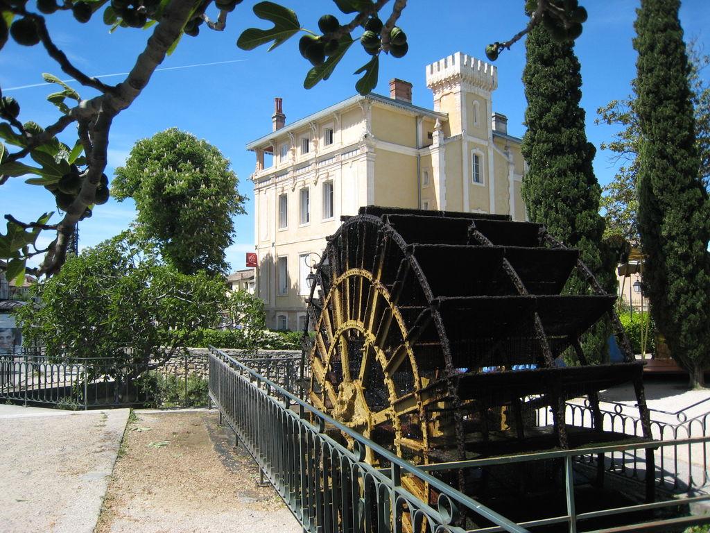 Ferienhaus Zeitgenössische Villa in Apt mit eigenem Pool (1758808), Apt, Vaucluse, Provence - Alpen - Côte d'Azur, Frankreich, Bild 38