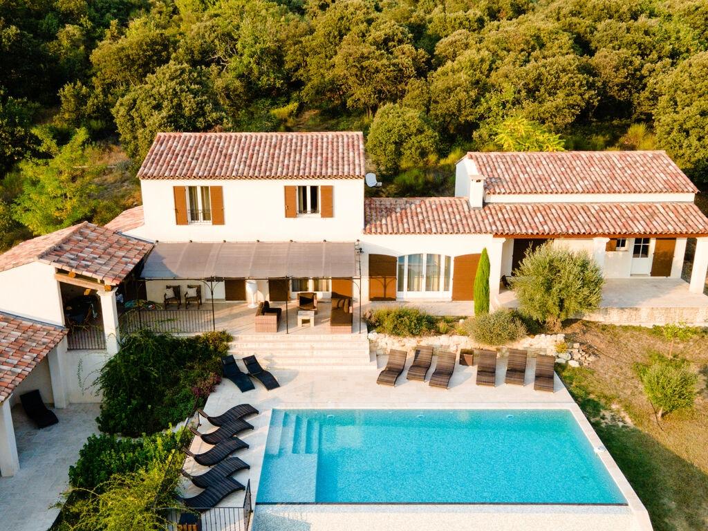 Ferienhaus Zeitgenössische Villa in Apt mit eigenem Pool (1758808), Apt, Vaucluse, Provence - Alpen - Côte d'Azur, Frankreich, Bild 47