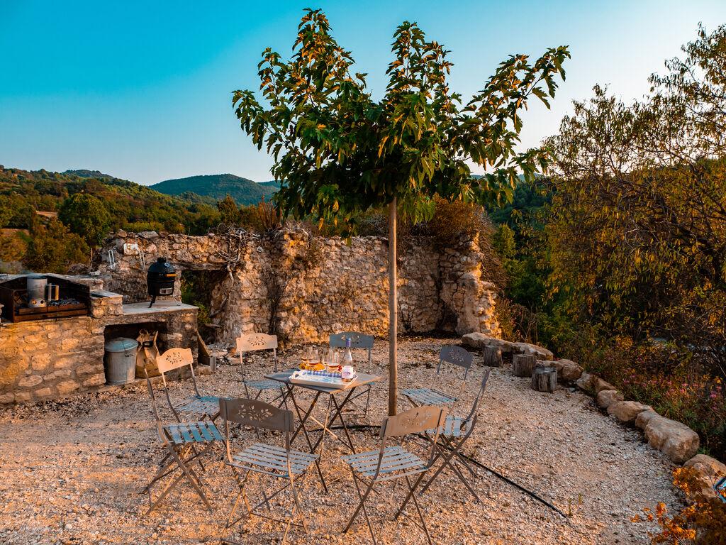 Ferienhaus Zeitgenössische Villa in Apt mit eigenem Pool (1758808), Apt, Vaucluse, Provence - Alpen - Côte d'Azur, Frankreich, Bild 49