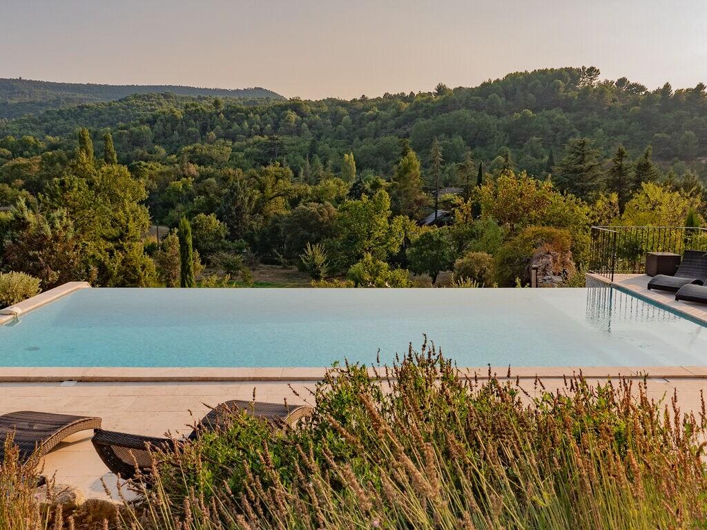 Ferienhaus Zeitgenössische Villa in Apt mit eigenem Pool (1758808), Apt, Vaucluse, Provence - Alpen - Côte d'Azur, Frankreich, Bild 42