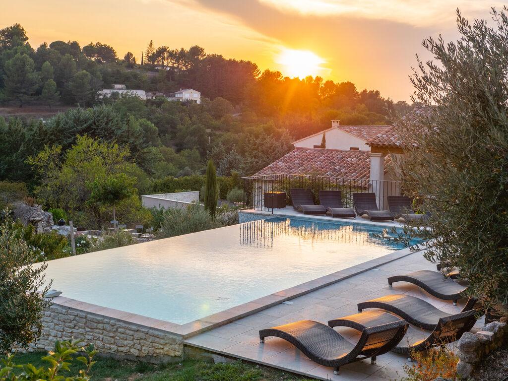 Ferienhaus Zeitgenössische Villa in Apt mit eigenem Pool (1758808), Apt, Vaucluse, Provence - Alpen - Côte d'Azur, Frankreich, Bild 43