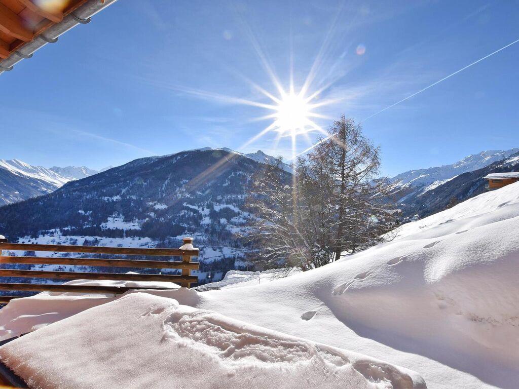 Ferienhaus Schönes Chalet 650 Meter von der Ski area (502023), Hérémence, 4 Vallées, Wallis, Schweiz, Bild 18