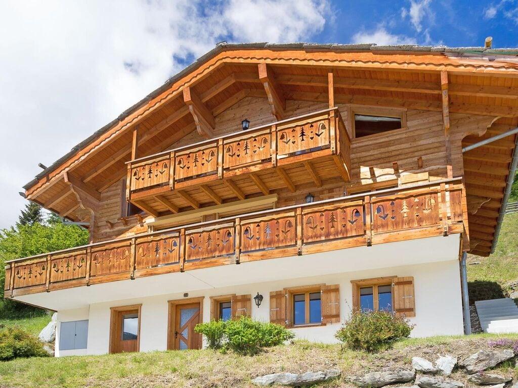 Ferienhaus Schönes Chalet 650 Meter von der Ski area (502023), Hérémence, 4 Vallées, Wallis, Schweiz, Bild 2