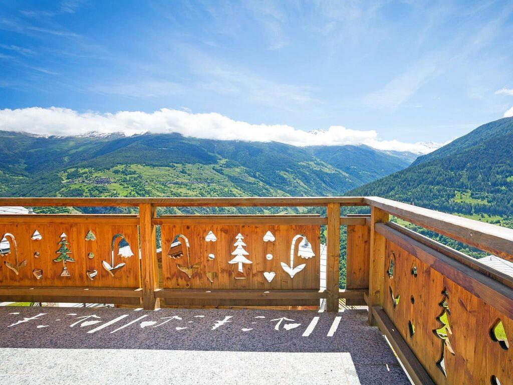 Ferienhaus Schönes Chalet 650 Meter von der Ski area (502023), Hérémence, 4 Vallées, Wallis, Schweiz, Bild 17