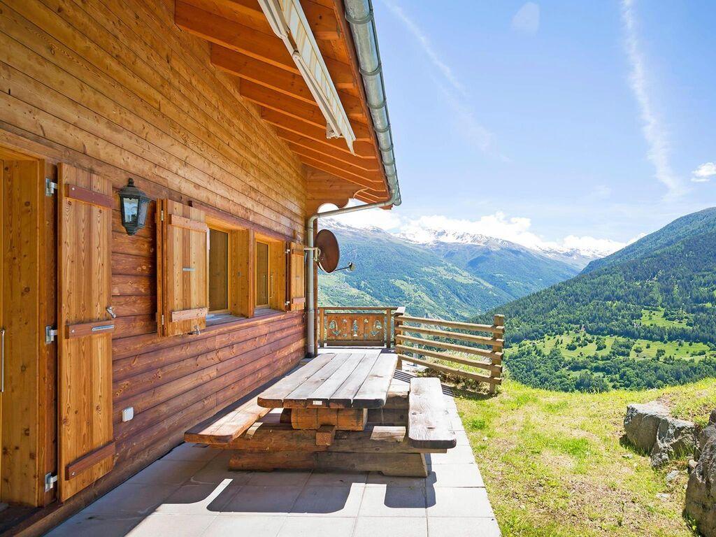 Ferienhaus Schönes Chalet 650 Meter von der Ski area (502023), Hérémence, 4 Vallées, Wallis, Schweiz, Bild 16