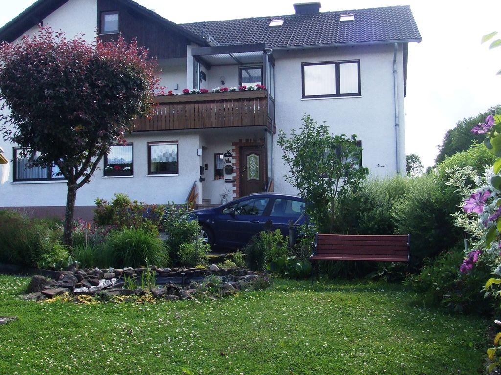 Landhaus Schildgen Ferienwohnung in der Eifel
