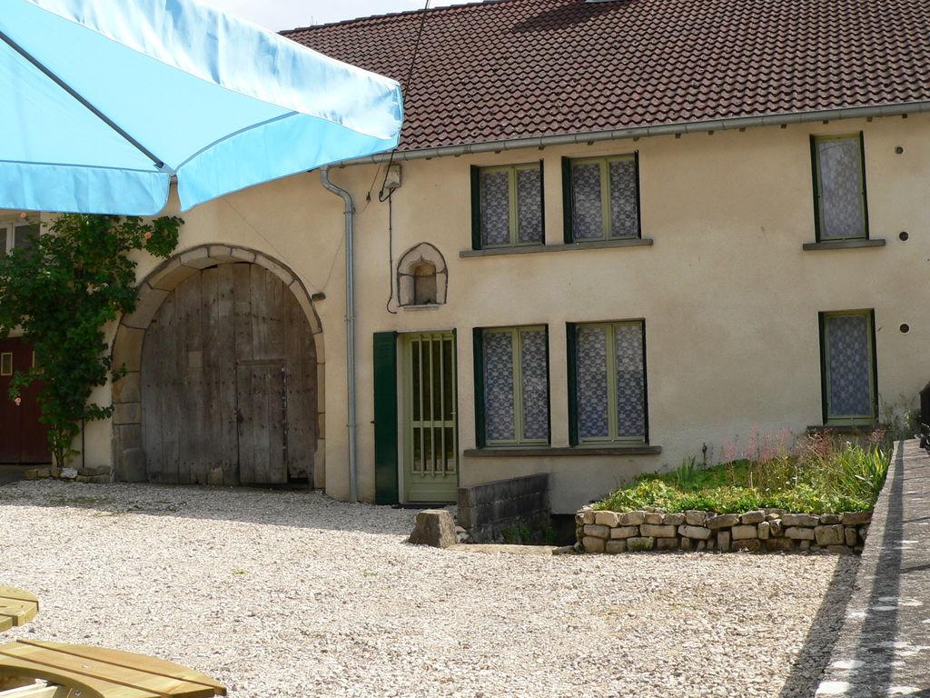 Appartement de vacances La Ferme des choucas (563981), Aisey et Richecourt, Haute-Saône, Franche-Comté, France, image 1