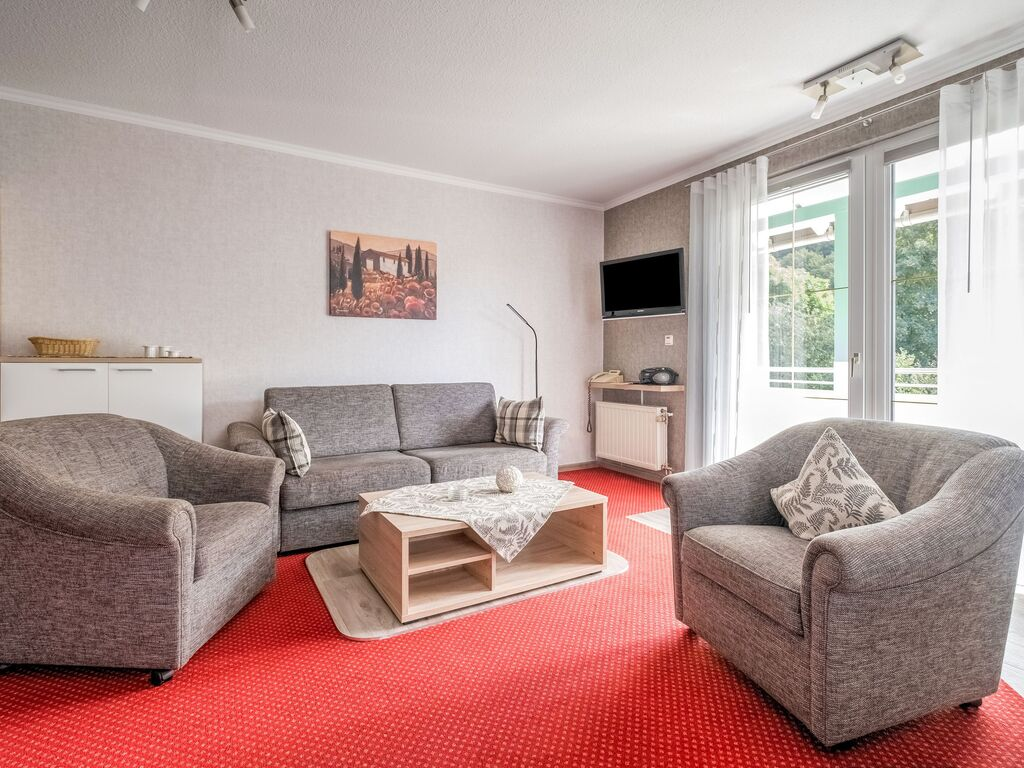 Moderne Ferienwohnung am Wald in Schwalefeld