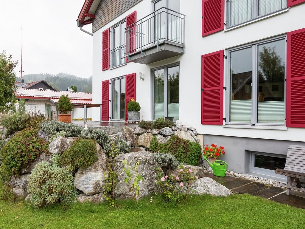 Ferienwohnung Großzügige Ferienwohnung in Rettenberg, Skifahren in der Nähe (595656), Rettenberg, Allgäu (Bayern), Bayern, Deutschland, Bild 9