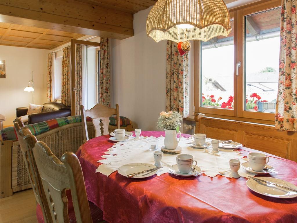 Ferienwohnung Großzügige Ferienwohnung in Rettenberg, Skifahren in der Nähe (595656), Rettenberg, Allgäu (Bayern), Bayern, Deutschland, Bild 13