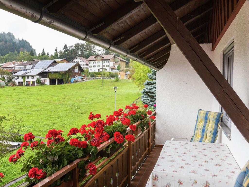 Ferienwohnung Großzügige Ferienwohnung in Rettenberg, Skifahren in der Nähe (595656), Rettenberg, Allgäu (Bayern), Bayern, Deutschland, Bild 25