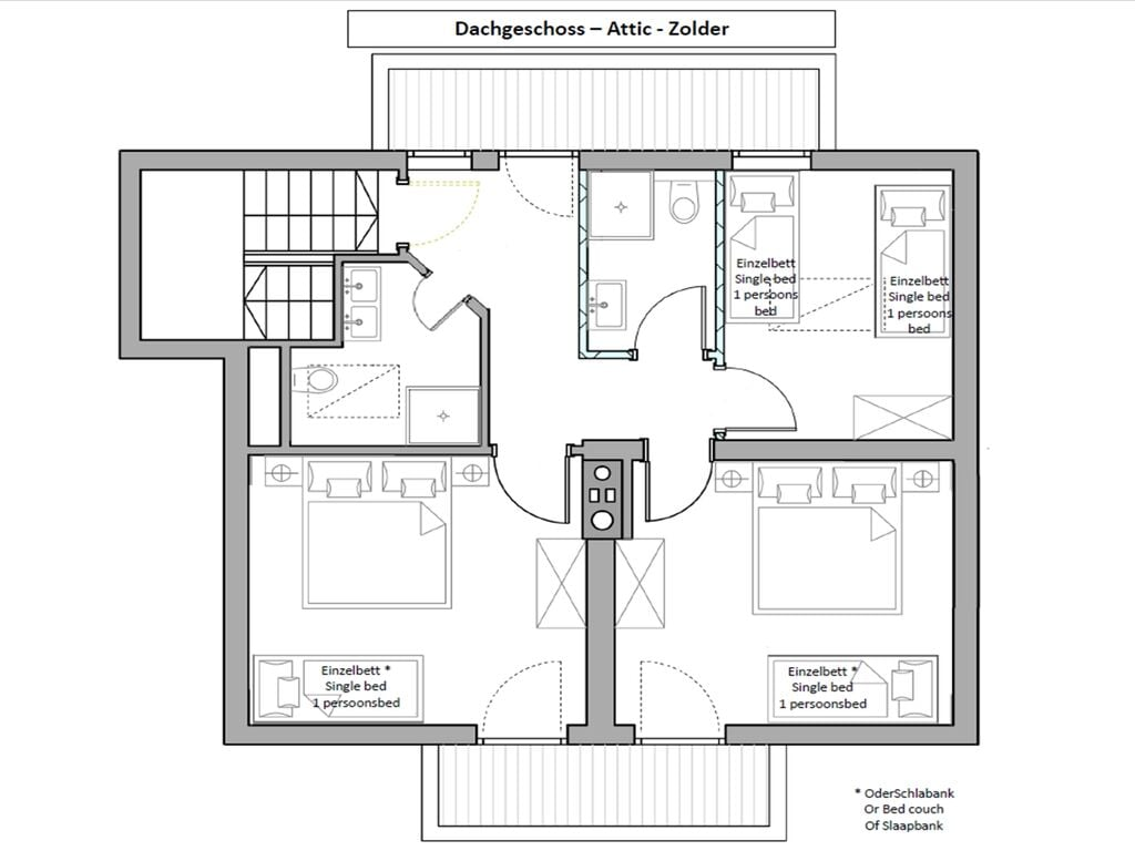 Maison de vacances Chalet Sonnenalp (559542), Hopfgarten im Brixental, Hohe Salve, Tyrol, Autriche, image 26