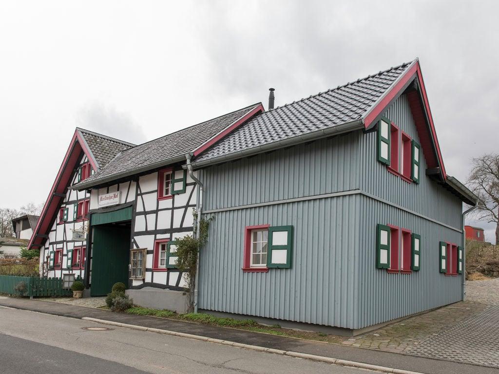 Morsbacher Hof III Ferienwohnung in der Eifel