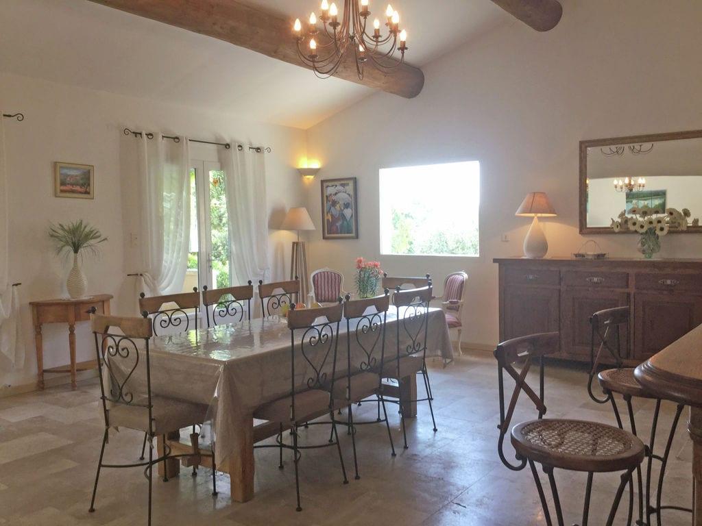 Holiday house Moderne Villa in Saumane-de-Vaucluse nahe dem Golfplatz (1404810), Saint Saturnin lès Avignon, Vaucluse, Provence - Alps - Côte d'Azur, France, picture 2