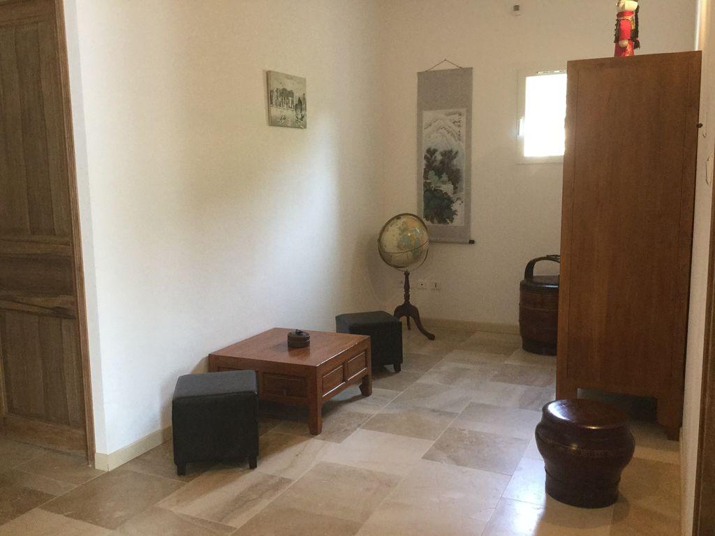 Holiday house Moderne Villa in Saumane-de-Vaucluse nahe dem Golfplatz (1404810), Saint Saturnin lès Avignon, Vaucluse, Provence - Alps - Côte d'Azur, France, picture 10