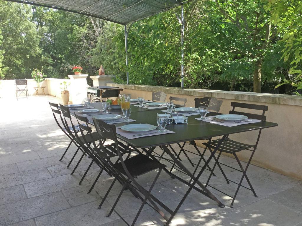 Holiday house Moderne Villa in Saumane-de-Vaucluse nahe dem Golfplatz (1404810), Saint Saturnin lès Avignon, Vaucluse, Provence - Alps - Côte d'Azur, France, picture 31