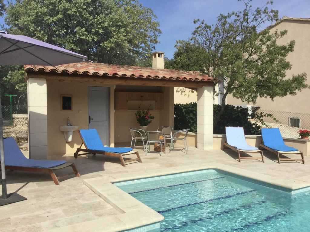 Holiday house Moderne Villa in Saumane-de-Vaucluse nahe dem Golfplatz (1404810), Saint Saturnin lès Avignon, Vaucluse, Provence - Alps - Côte d'Azur, France, picture 9