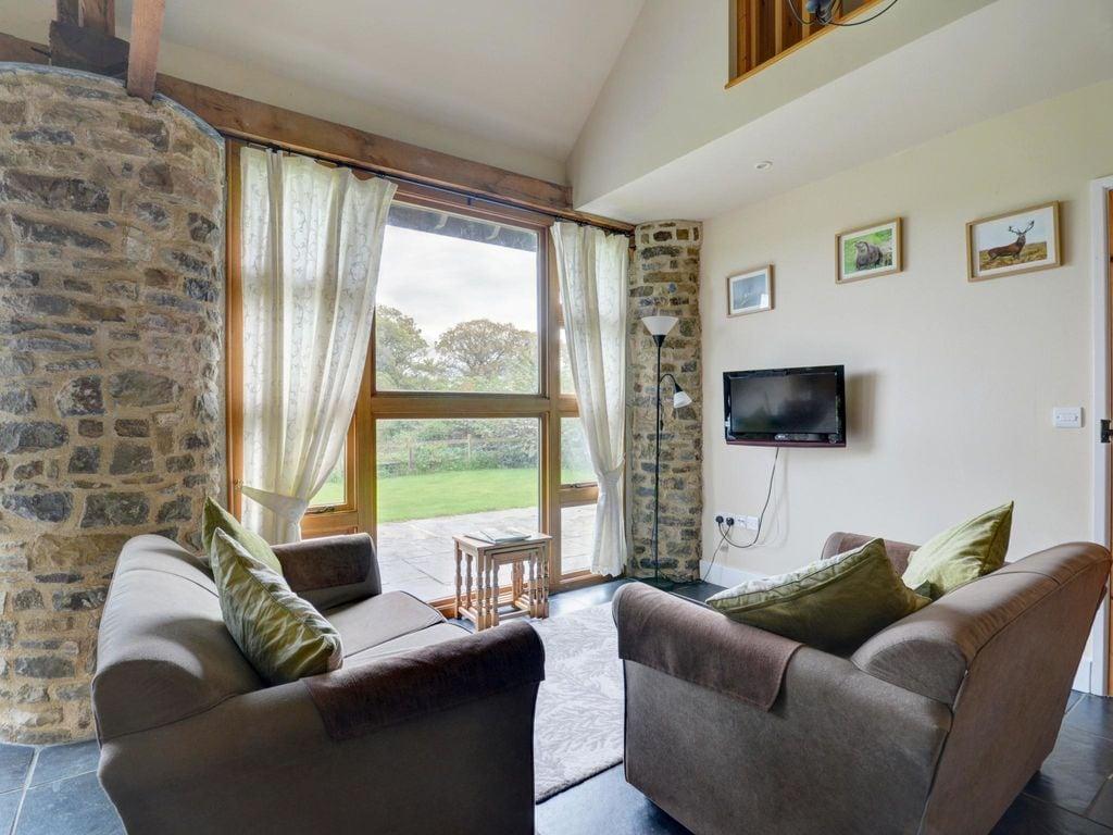 Ferienhaus Modernes Ferienhaus in Umberleigh in der Nähe des Flusses (597352), Fishley Barton, Devon, England, Grossbritannien, Bild 6