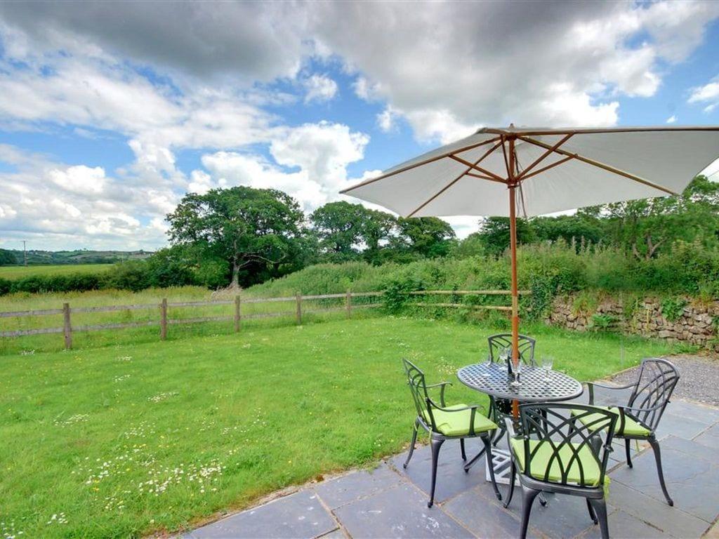 Ferienhaus Modernes Ferienhaus in Umberleigh in der Nähe des Flusses (597352), Fishley Barton, Devon, England, Grossbritannien, Bild 15