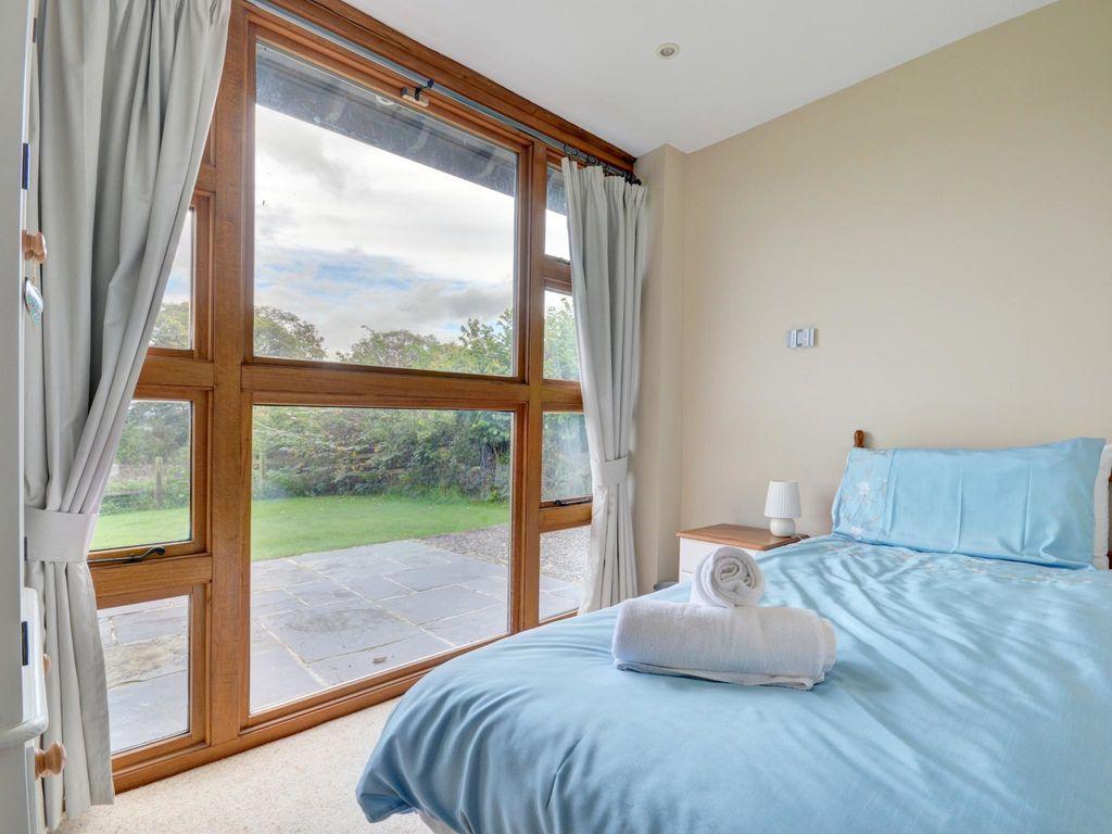 Ferienhaus Modernes Ferienhaus in Umberleigh in der Nähe des Flusses (597352), Fishley Barton, Devon, England, Grossbritannien, Bild 12
