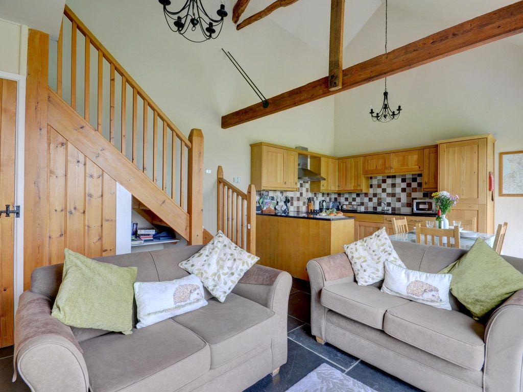 Ferienhaus Modernes Ferienhaus in Umberleigh in der Nähe des Flusses (597352), Fishley Barton, Devon, England, Grossbritannien, Bild 5