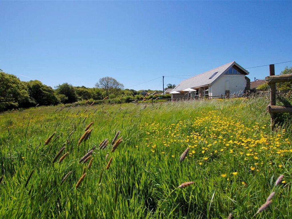 Ferienhaus Modernes Ferienhaus in Umberleigh in der Nähe des Flusses (597352), Fishley Barton, Devon, England, Grossbritannien, Bild 18