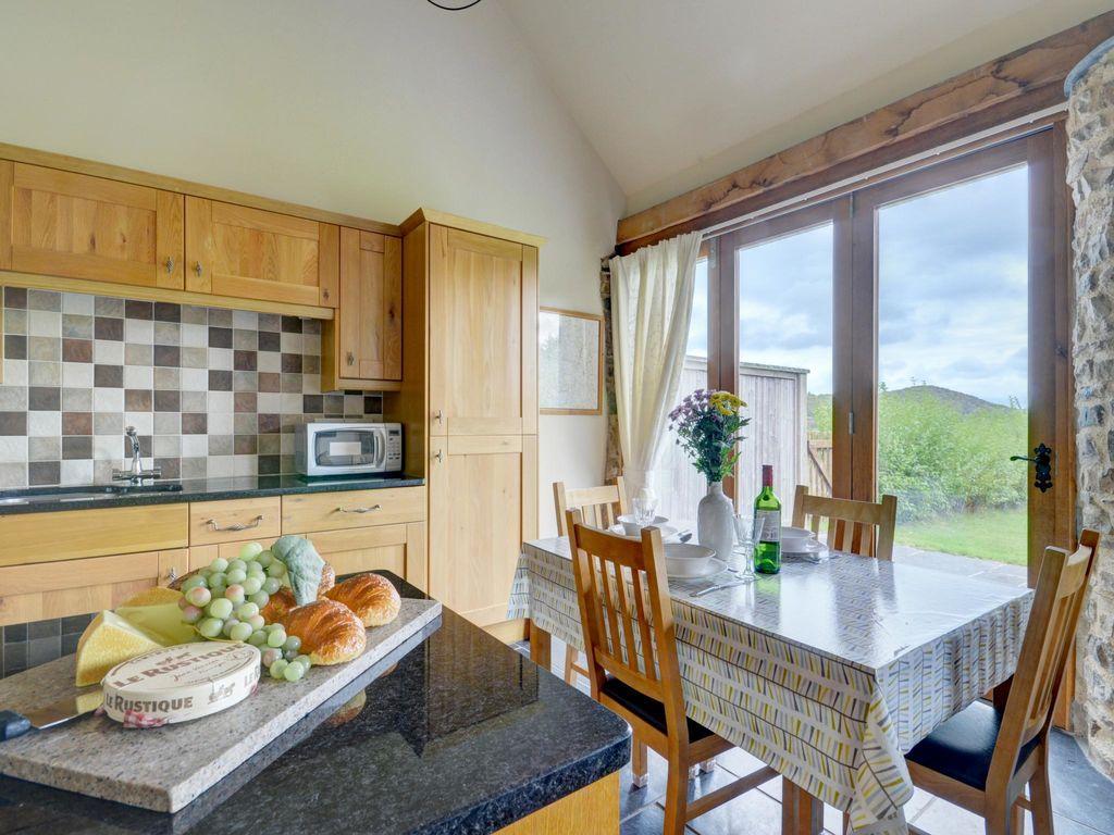 Ferienhaus Modernes Ferienhaus in Umberleigh in der Nähe des Flusses (597352), Fishley Barton, Devon, England, Grossbritannien, Bild 9