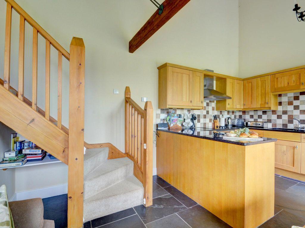 Ferienhaus Modernes Ferienhaus in Umberleigh in der Nähe des Flusses (597352), Fishley Barton, Devon, England, Grossbritannien, Bild 10